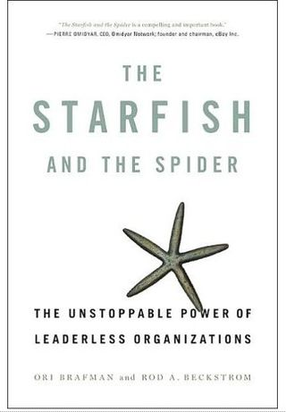 Starfish book image