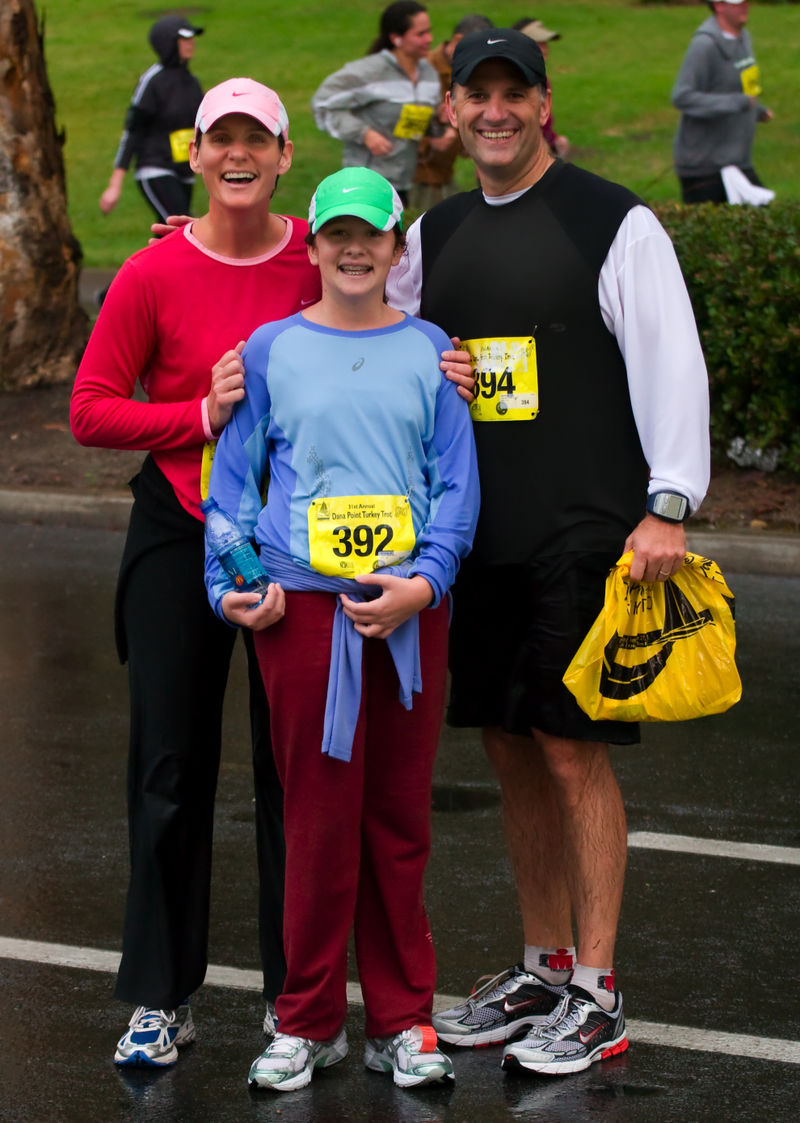 Ali beth tod for africa at 10K