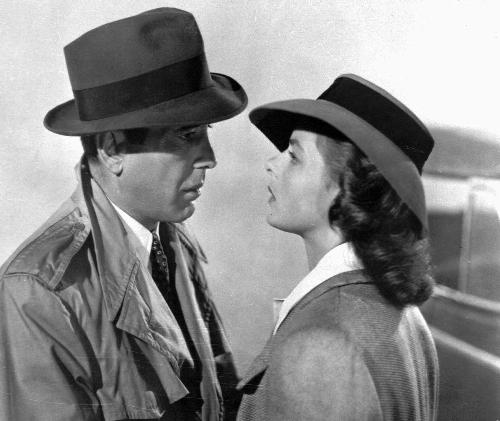 Casablanca Rik and Ilsa